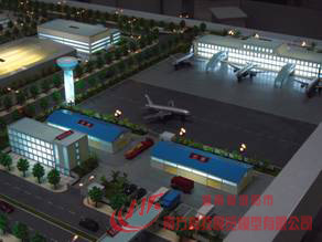 机场工程模型