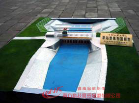泵站整体布置www.yzc888.com